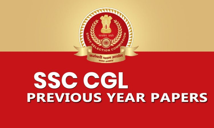 SSC CGL Question Papers In Hindi/English